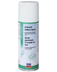 DISINFETTANTE SPRAY D'OSSIDO DI ZINCO, 200 ML