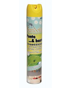 INSETTICIDA SPRAY PUNTO E BASTA 500 ML