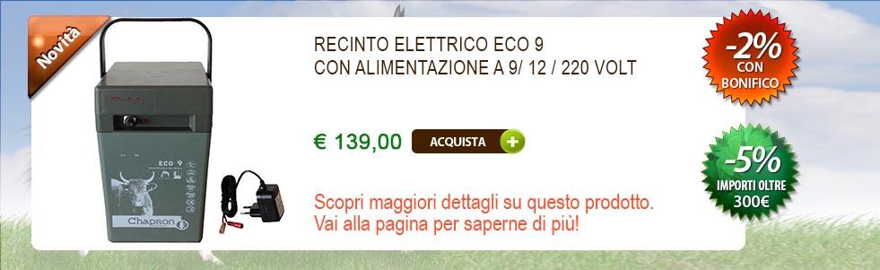 Elettrificatore Eco 9