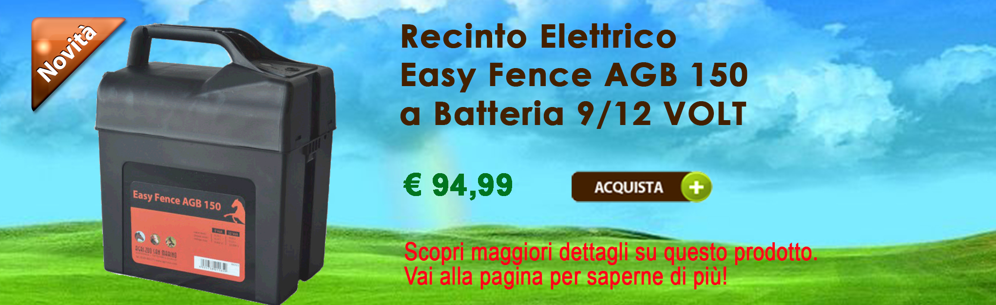 Easy Fence AGB 150