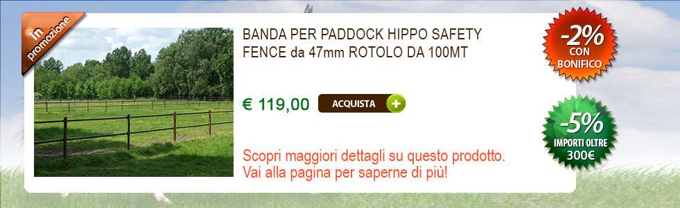 Banda Hippo Safety Fence 47 mm