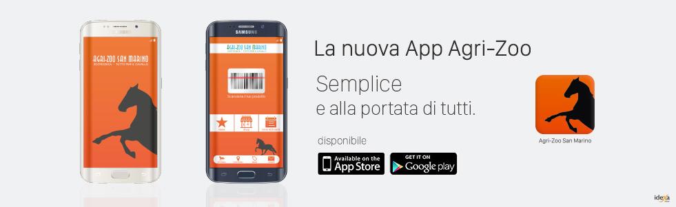 Nuova App Agri Zoo