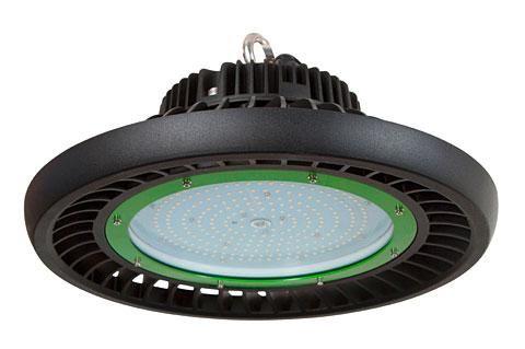 Proiettore a led per illuminazione maneggi e capannoni da 200w